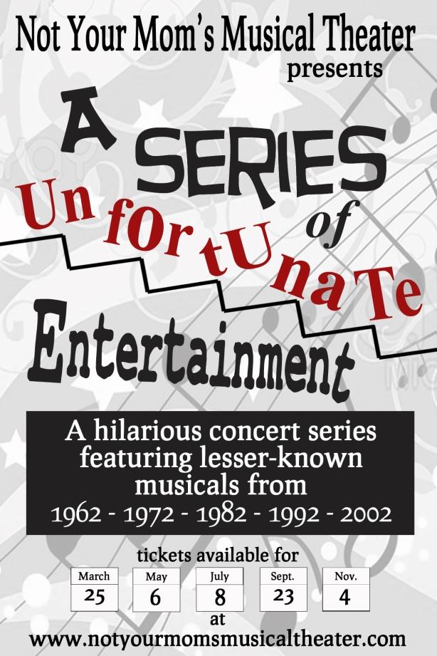 A 5 Part concert series