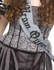 Prom Queen corset